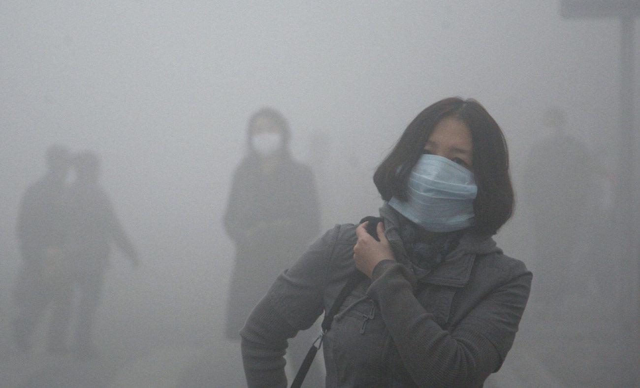 احتمالات الوفاة تبقى واردة حتى في مستويات التلوث الآمنة (انترنت)