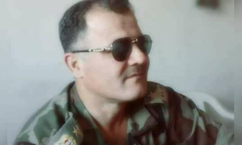 العقيد في قوات الأسد عز الدين ياغي ( صفحات محلية في طرطوس)