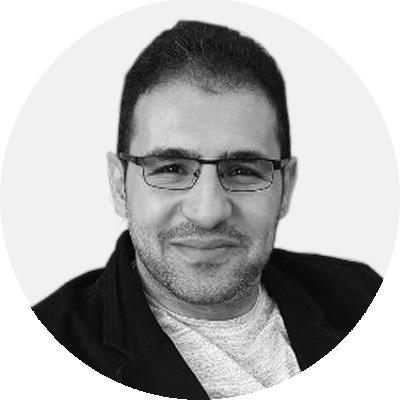 محمد العبد الله مدير المركز السوري للعدالة والمساءلة