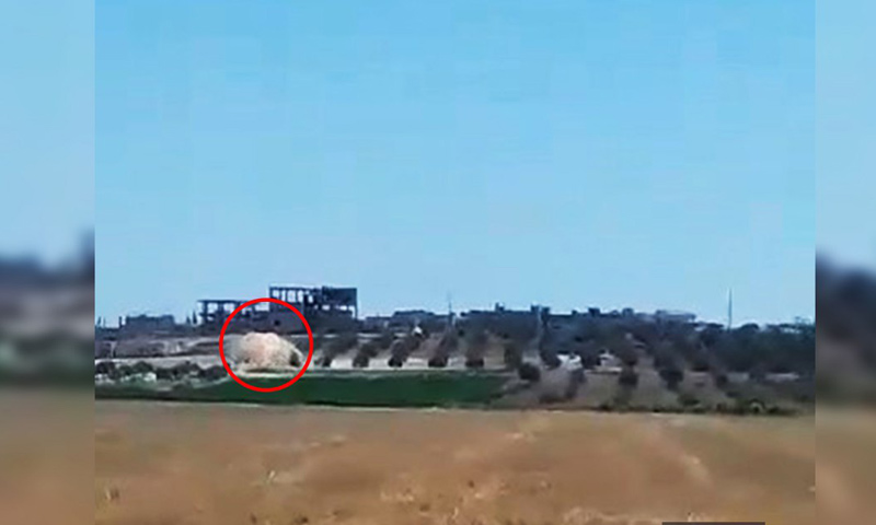 حادثة اغتيال نفذها تنظيم الدولة ضد فصائل الجيش الحر في إدلب - 12 من تموز 2018 (أعماق)