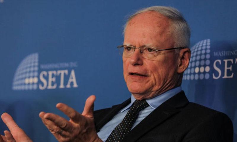 المستشار الأمريكي الخاص بسوريا جيم جيفري (Habertürk)