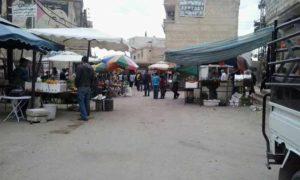 مخيم خان الشيح بريف دمشق الغربي (مجموعة العمل من ألج فلسطينيو سوريا)