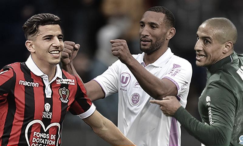 ثلاثة لاعبون عرب في الدوري الفرنسي مرشحون لجائزة أفضل لاعب إفريقي (تعديل عنب بلدي)