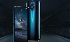 هاتف نوكيا الجديد 8.3، 19 من آذار 2020 (NDTV GADGETS)AC