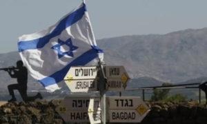 جنود إسرائيليون في هضبة الجولان المحتل - أيار 2018 (وكالة الصحافة الفرنسية)