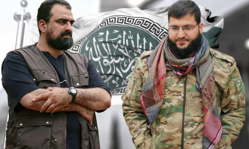Jaber Ali Pasha and Hassan Soufan - 24 October 2020 (edited by Enab Baladi)