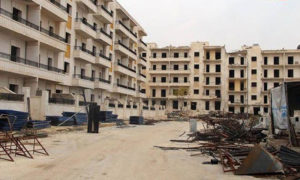 Youth housing units in Rif Dimashq - 25 November 2018 (SANA)